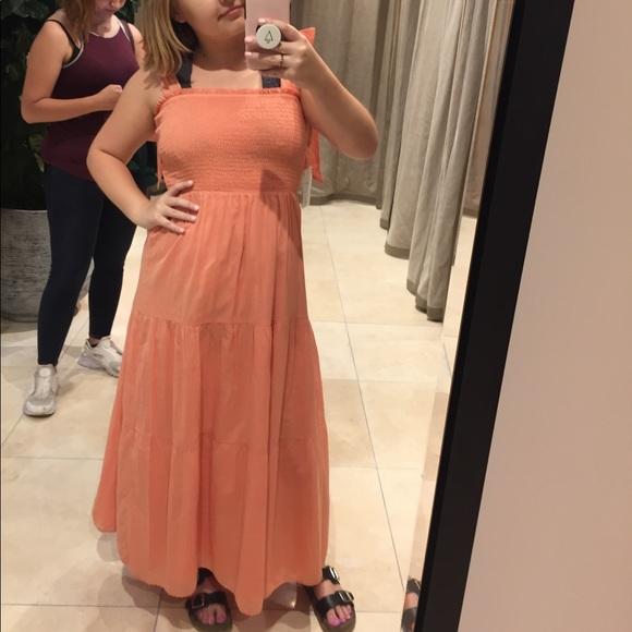 Aritzia Dresses & Skirts - Aritzia orange dress